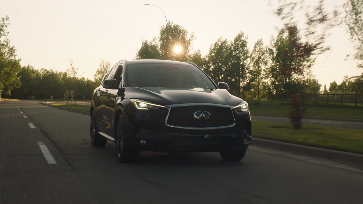 INFINITI's 30th Anniversary Video